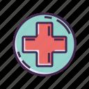 health, medic icon