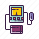 device, equipment, instrument, sphygmomanometer icon