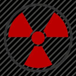healthcare, radiation, roentgen icon
