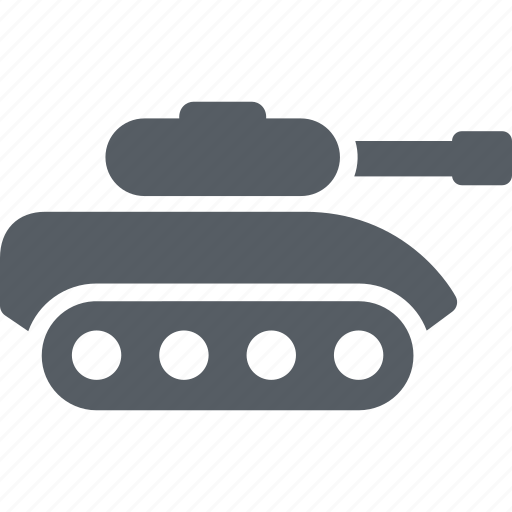 army, battle, military, tank, war, weapon icon