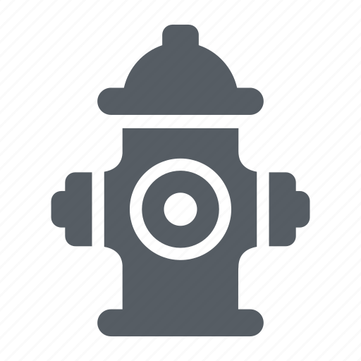emergency, fire, hose, hydrant, water icon