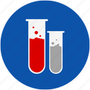 blood, checkup, chemical, chemistry, hospital, lab, laboratory, liquid, medical, sample, test, tube icon
