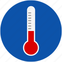checkup, fever, flu, health, heat, hospital, hot, medical, sick, temperature, thermometer icon