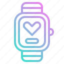electronics, smartwatch, watch, wristwatch icon