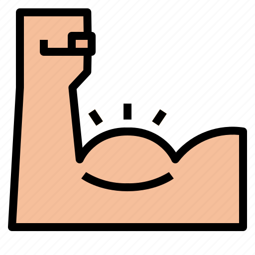 Arm, muscle, strong icon - Download on Iconfinder