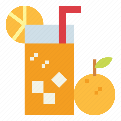 drink, juice, vegetarian icon