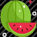 diet, food, fruit, vegan, watermelon