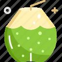 coconut water, coconuts, food, fresh, water