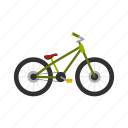 bicycle, bike, cycle, race, sport, vehicle, wheel icon
