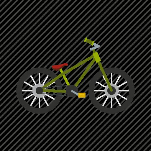 bicycle, bike, cycle, race, sport, vehicle, wheel icon