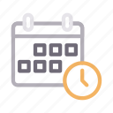 calendar, date, deadline, month, schedule icon