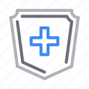 guard, protection, safe, secure, shield icon