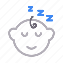 boy, child, kid, night, sleep