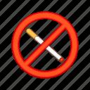 cartoon, nicotine, prohibited, sign, smoke, smoking, tobacco