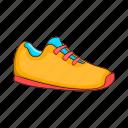 cartoon, fashion, footwear, shoe, sign, sneakers, sport