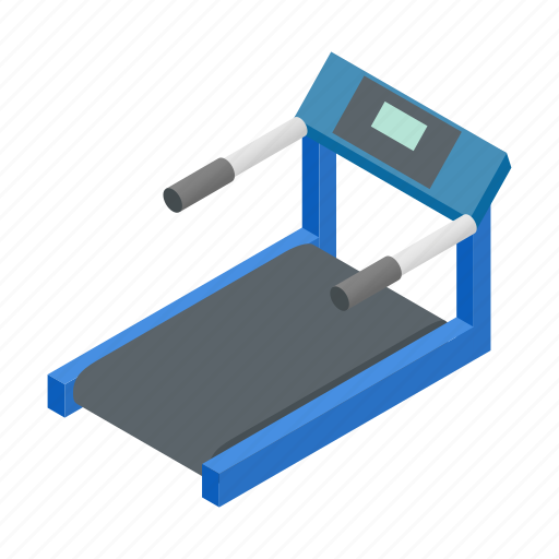 aerobic, diet, exercise, isometric, running, shopping, treadmill icon