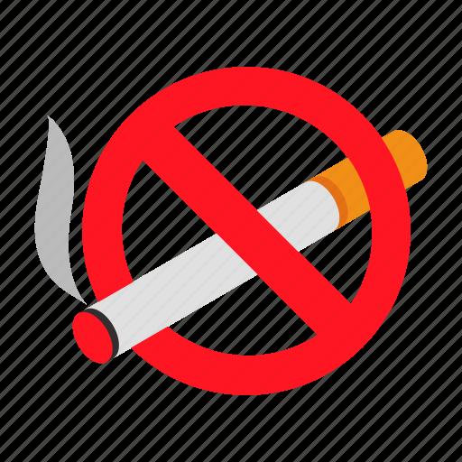 Cigar, nicotine, no, smoke, smokers, smoking, tobacco icon - Download on Iconfinder