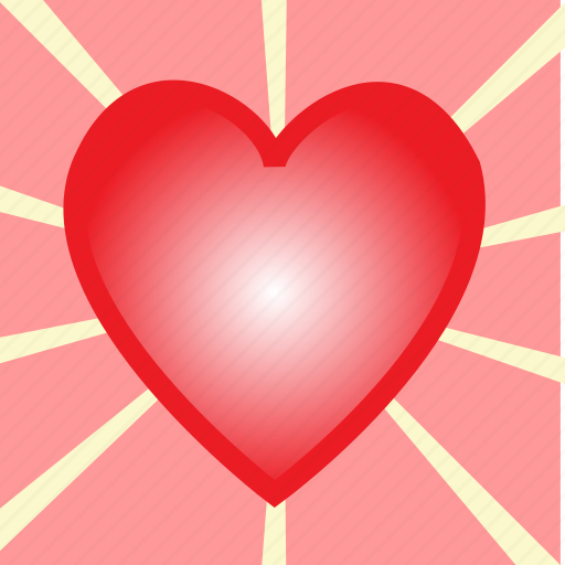 halo, heart, love, noble love, paradise, untitled icon