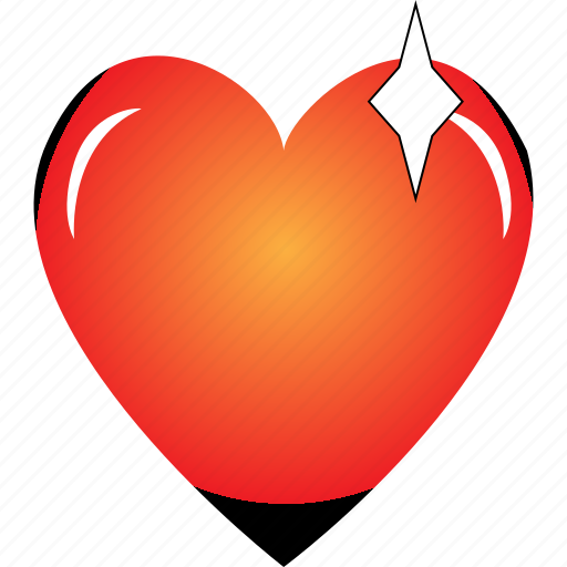 balloon, beautiful, heart, lie, love, star icon