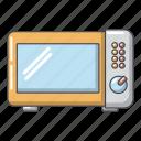 cartoon, heater, heating, logo, microwave, object, oven