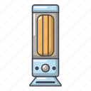 cartoon, heater, heating, logo, object, oil, radiator