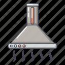 cartoon, exhaust, heater, heating, logo, object, radiator