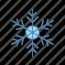 cold, decoration, frost, snow, snowflake, temperature, winter icon