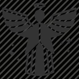 angel, archangel, god, heaven, israfil, lord, raphael icon