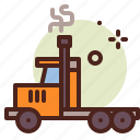 truck, army, heavy, machinery