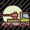 war, vehicle, army, heavy, machinery