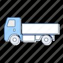 mini, truck, vehicle icon