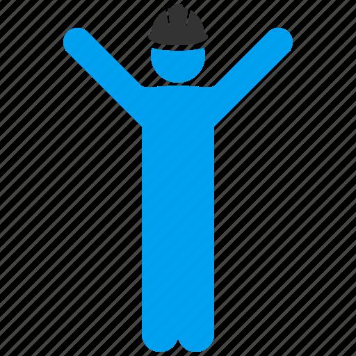 employee, engineer, job, mechanic, serviceman, work, worker icon