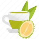 drink, fruits, herbal, tea icon