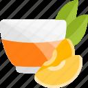 fruits, herbal, mandarine, tea