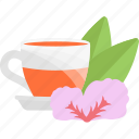 drink, fruits, herbal, plant, tea icon