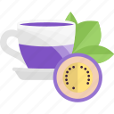 drink, fruits, herbal, pullm, tea icon