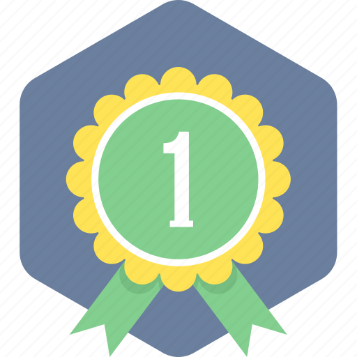 award, badge, best, medal, winner icon