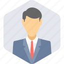 businessman, male, man, person, avatar, client, manager