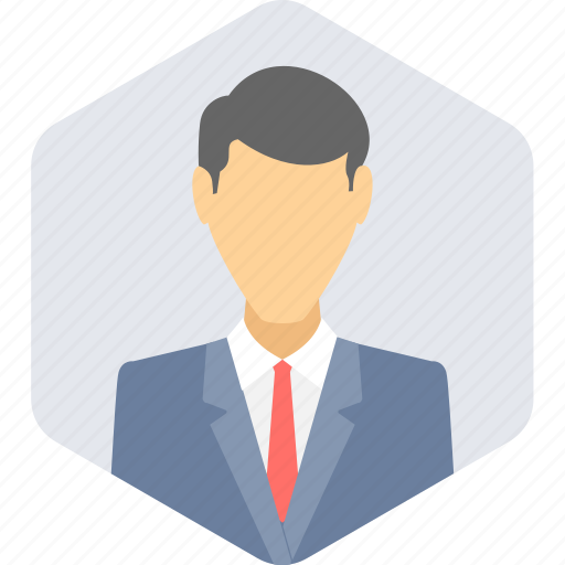 avatar, businessman, client, male, man, manager, person icon