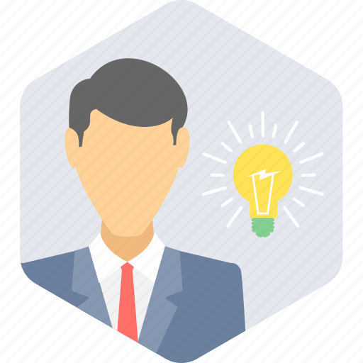business, ideas icon