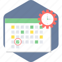 calendar, date, day, time icon