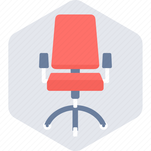 boss chair, chair, job, office, office chair, seat, work icon