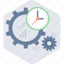 plan, planning, process, schedule, time, timer, watch icon