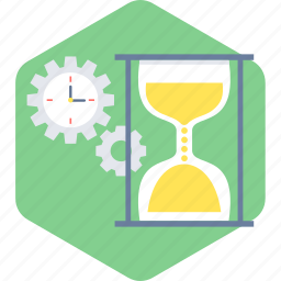 clock, hourglass, management, schedule, stopwatch, time, timer icon