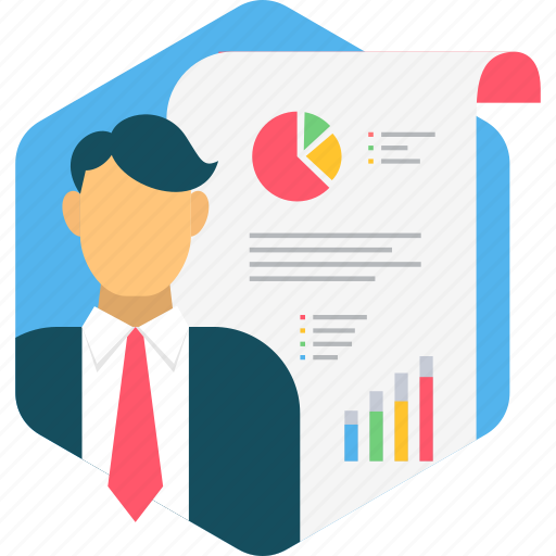 analytics, business, diagram, graph, report, statistics icon