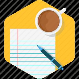 beverage, break, coffee, cup, hot, refreshment, tea icon