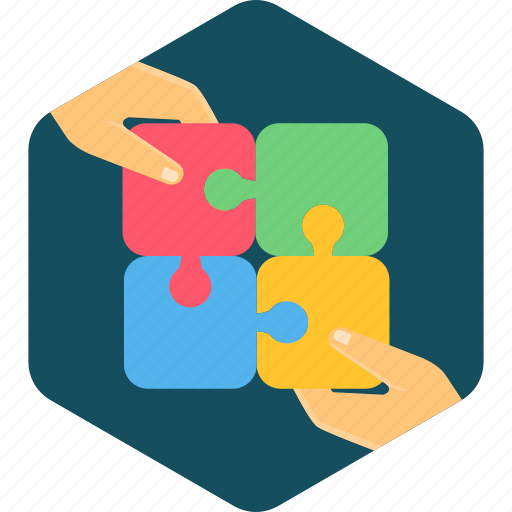 collaborate, collaboration, cooperation, management, team, teamwork icon