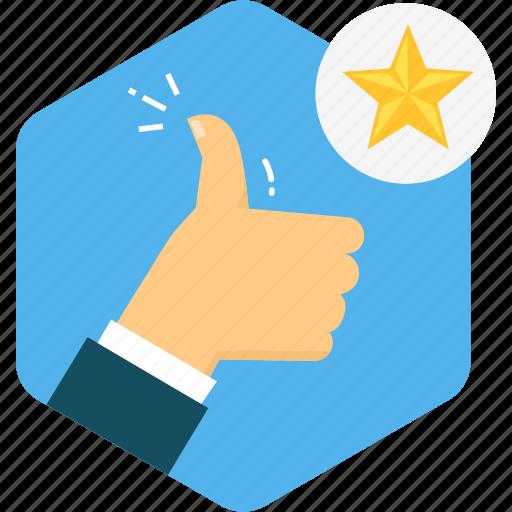 business, good, job, thumbs, up, work icon