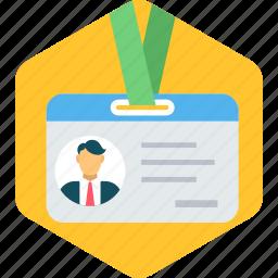 business, card, id, identification, identity, user icon