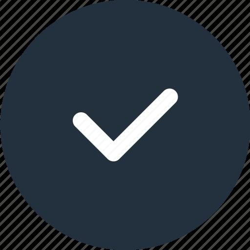 box, check, checkbox, done, improve, ok icon